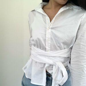 *BNWT* SILENCE + NOISE blouse
